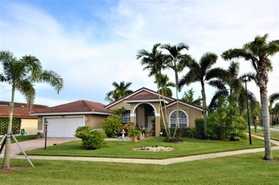 5744 Aspen Ridge Court, Delray Beach, FL 33484 - MLS#: RX-10467883
