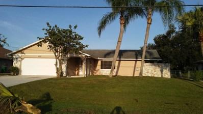 437 SW Hibiscus Street, Port Saint Lucie, FL 34983 - #: RX-10467943