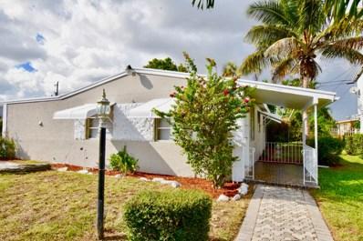 1110 W 3rd Street, Riviera Beach, FL 33404 - MLS#: RX-10467945