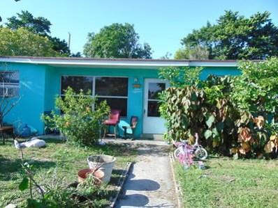 1218 W 25th Street, Riviera Beach, FL 33404 - MLS#: RX-10467951