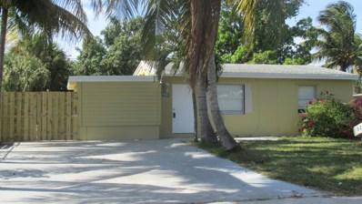 3226 Buckley Avenue, Lake Worth, FL 33461 - MLS#: RX-10467989