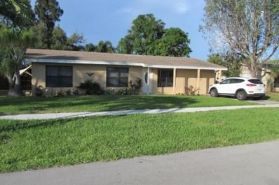 517 Ibis Drive, Delray Beach, FL 33444 - MLS#: RX-10468005