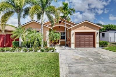 211 NE 13th Avenue, Boynton Beach, FL 33435 - MLS#: RX-10468025