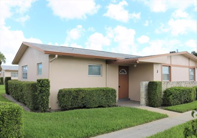 2763 Dudley Drive W UNIT J, West Palm Beach, FL 33415 - MLS#: RX-10468102