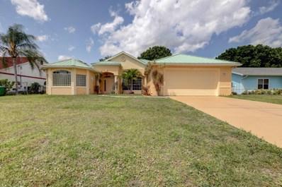 691 SW Estate Avenue, Port Saint Lucie, FL 34953 - MLS#: RX-10468128