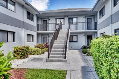 15235 Lakes Of Delray Boulevard UNIT 293, Delray Beach, FL 33484 - MLS#: RX-10468130