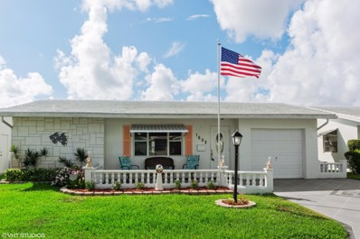 1602 SW 13th Terrace, Boynton Beach, FL 33426 - MLS#: RX-10468157