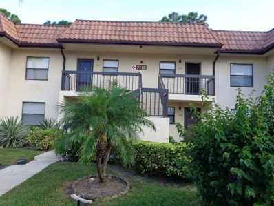 7118 Golf Colony Court UNIT 204, Lake Worth, FL 33467 - MLS#: RX-10468167
