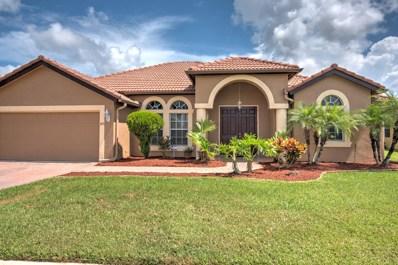 415 SW Crabapple Cove, Port Saint Lucie, FL 34953 - MLS#: RX-10468182