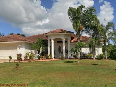 4551 SW Darwin Boulevard, Port Saint Lucie, FL 34953 - MLS#: RX-10468217