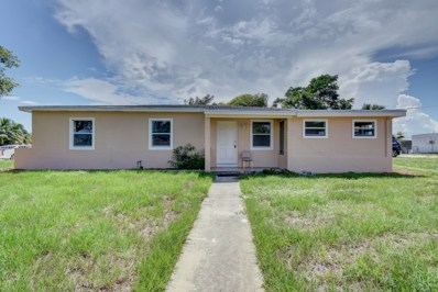 1601 S 12th Avenue, Lake Worth, FL 33460 - MLS#: RX-10468249