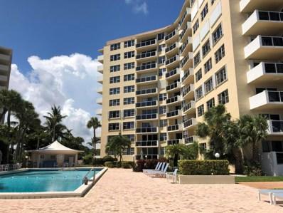 2800 N Flagler Drive UNIT 613, West Palm Beach, FL 33407 - MLS#: RX-10468297