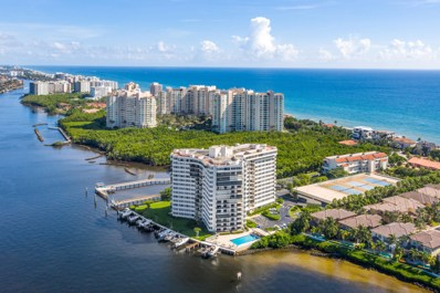 3912 S Ocean Boulevard UNIT 404, Highland Beach, FL 33487 - MLS#: RX-10468327