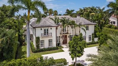 341 Garden Road, Palm Beach, FL 33480 - MLS#: RX-10468362