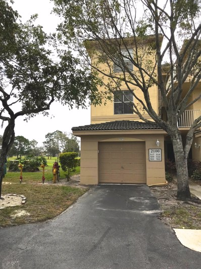 2100 Greenview Shores Boulevard UNIT 509, Wellington, FL 33414 - MLS#: RX-10468365