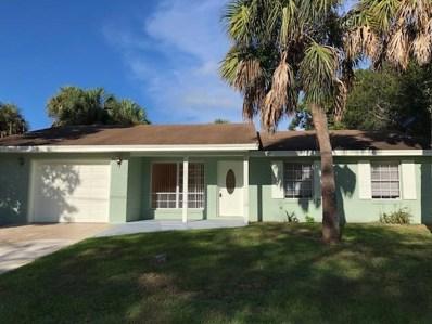 2005 S 10th S Street, Fort Pierce, FL 34950 - MLS#: RX-10468378