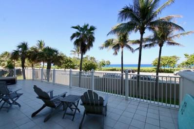 221 Ocean Grande Boulevard UNIT 5, Jupiter, FL 33477 - MLS#: RX-10468417