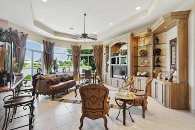 12246 Oakvista Drive, Boynton Beach, FL 33437 - MLS#: RX-10468469