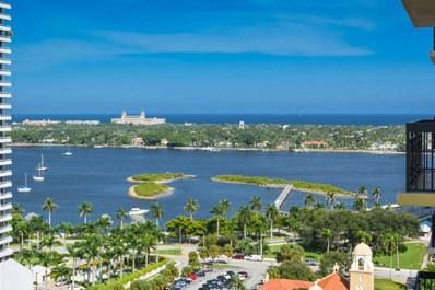 701 S Olive Avenue UNIT 1424, West Palm Beach, FL 33401 - MLS#: RX-10468486