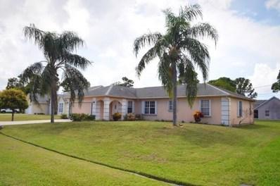 2150 SE Dolphin Road, Port Saint Lucie, FL 34952 - MLS#: RX-10468498