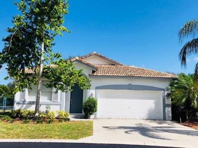 1531 Rialto Drive, Boynton Beach, FL 33436 - MLS#: RX-10468531