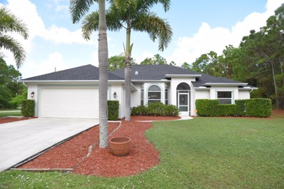 5480 NW Scepter Drive, Port Saint Lucie, FL 34983 - MLS#: RX-10468564