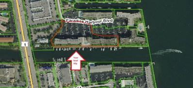 108 Paradise Harbour Boulevard UNIT 408, North Palm Beach, FL 33408 - MLS#: RX-10468576