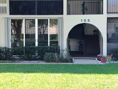 105 Lake Pine Circle UNIT C-1, Greenacres, FL 33463 - MLS#: RX-10468584