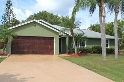 1658 SE Ridgewood Street, Port Saint Lucie, FL 34952 - MLS#: RX-10468623