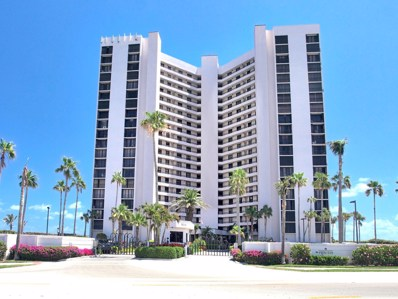 9650 S Ocean Drive UNIT 201, Jensen Beach, FL 34957 - MLS#: RX-10468632