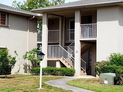 21 Lake Vista Trail UNIT 202, Port Saint Lucie, FL 34952 - MLS#: RX-10468638