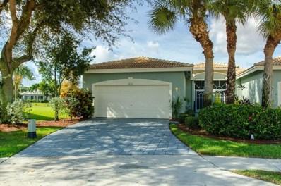5852 Island Reach Lane, Boynton Beach, FL 33437 - MLS#: RX-10468645