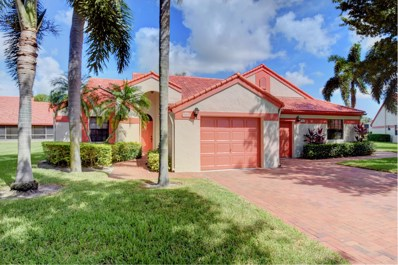 7797 Lexington Club Boulevard UNIT A, Delray Beach, FL 33446 - MLS#: RX-10468669