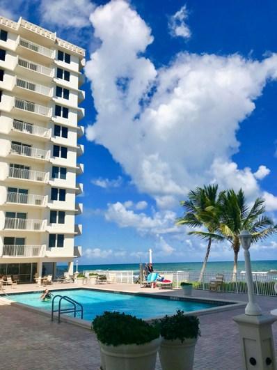 3215 S Ocean Boulevard UNIT 708, Highland Beach, FL 33487 - MLS#: RX-10468688