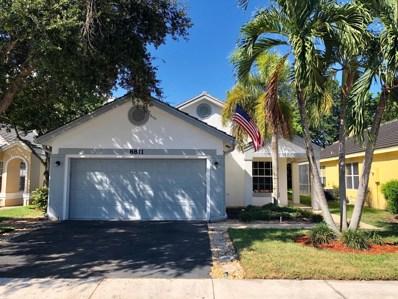 8811 Lake Park Circle, Davie, FL 33328 - #: RX-10468742