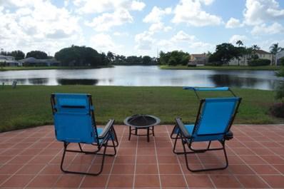 9113 Paragon Way, Boynton Beach, FL 33472 - MLS#: RX-10468809