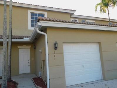 371 SW 122nd Avenue, Pembroke Pines, FL 33025 - MLS#: RX-10468831