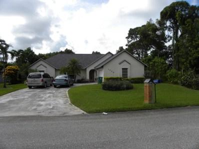 1730 SE Durango Street, Port Saint Lucie, FL 34952 - MLS#: RX-10468835