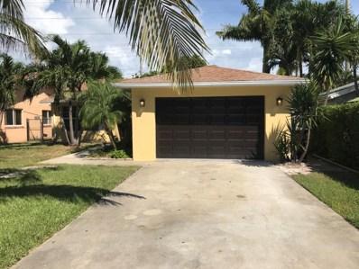 414 Griswold Drive, Lake Worth, FL 33461 - MLS#: RX-10468865