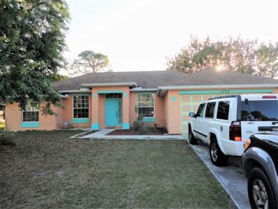 1772 SE Fallon Drive, Port Saint Lucie, FL 34983 - #: RX-10468886