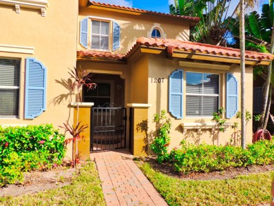 2912 Hidden Hills Road UNIT 1207, West Palm Beach, FL 33411 - MLS#: RX-10468915