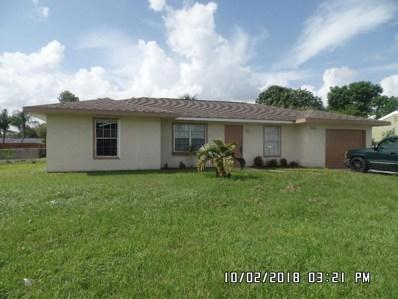 2088 SE Hideaway Circle, Port Saint Lucie, FL 34952 - MLS#: RX-10468940