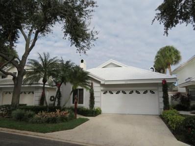 219 Canterbury Drive W, Palm Beach Gardens, FL 33418 - MLS#: RX-10468967