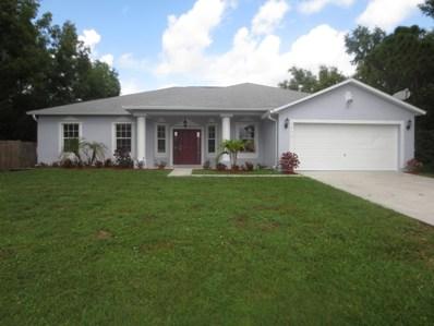 5416 NW Consumer Avenue, Port Saint Lucie, FL 34983 - MLS#: RX-10469018