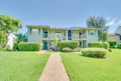 13 Eastgate Drive UNIT B, Boynton Beach, FL 33436 - MLS#: RX-10469019