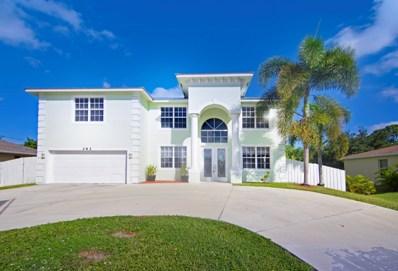 343 SW Majestic Terrace, Port Saint Lucie, FL 34984 - MLS#: RX-10469020
