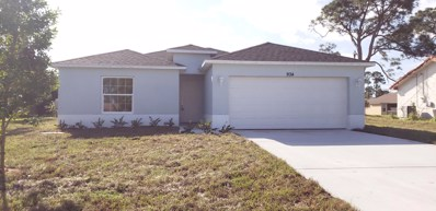 934 SW Whittier Terrace, Port Saint Lucie, FL 34953 - MLS#: RX-10469124