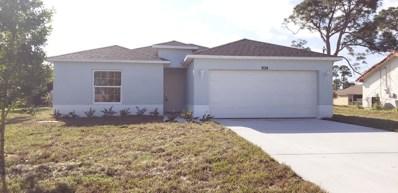 934 SW Whittier Terrace, Port Saint Lucie, FL 34953 - MLS#: RX-10469124