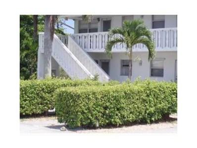 201 S J Street UNIT 10, Lake Worth, FL 33460 - MLS#: RX-10469154