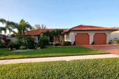 10098 Canoe Brook Circle, Boca Raton, FL 33498 - MLS#: RX-10469203